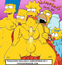 The Simpsons - Hillbillies xxx porno