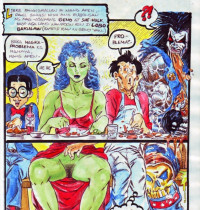 Crossover Heroes - [Pandoras Box(PBX)] - PBX Marvel & DC Comics